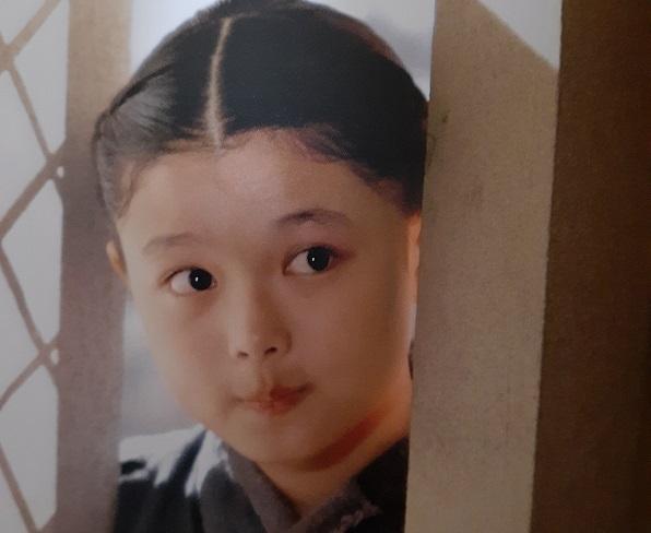 トンイの子役キム・ユジョン